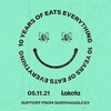 10 Years of Eats Everything with Shermanology