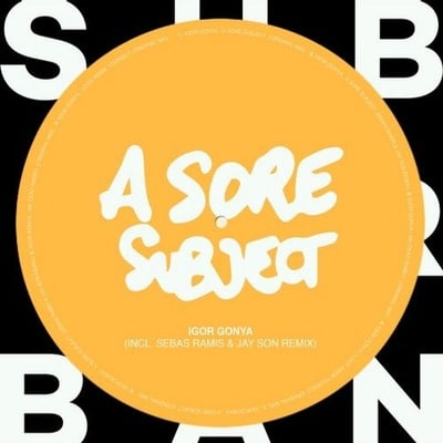 A Sore Subject EP