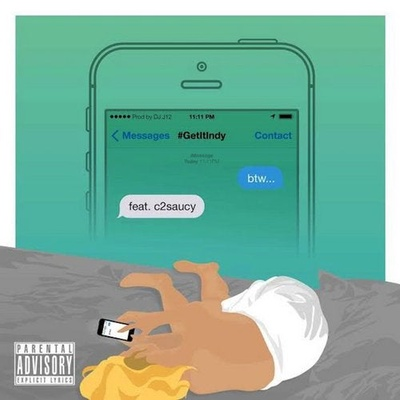 BTW (feat. c2saucy) - Single